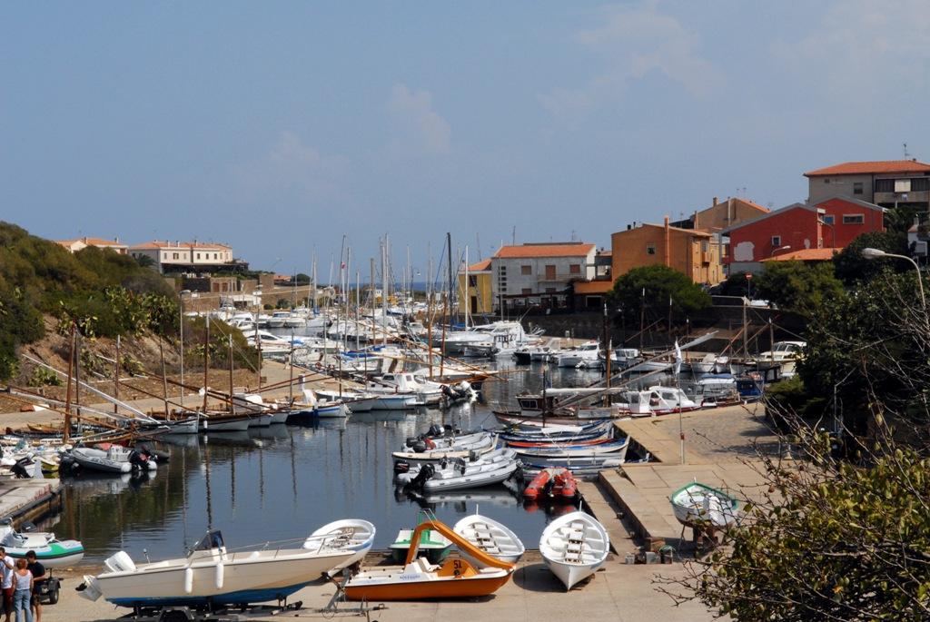 Il porto di Stintino